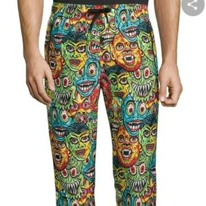 MOSCHINO Scary Print Joggers